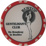 Gentlemen's Club Tokens