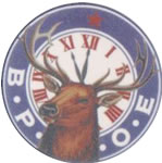 Elks Club Drink Token